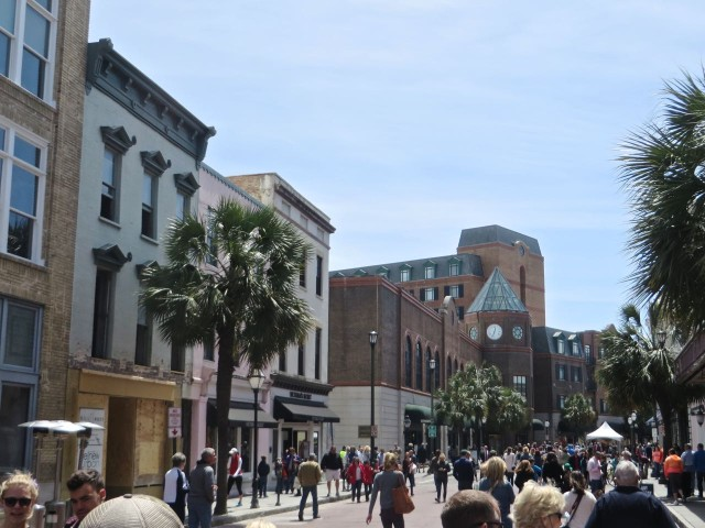 King Street, Charleston on the 2nd Sunday.""