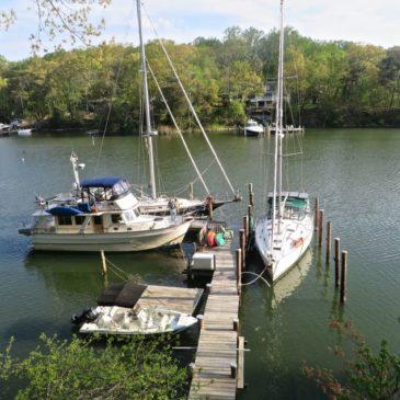 Up the Chesapeake Bay