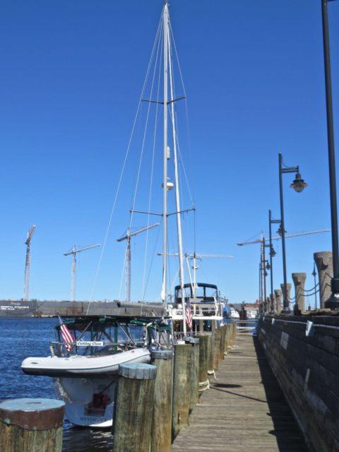 Portmsouth free docks