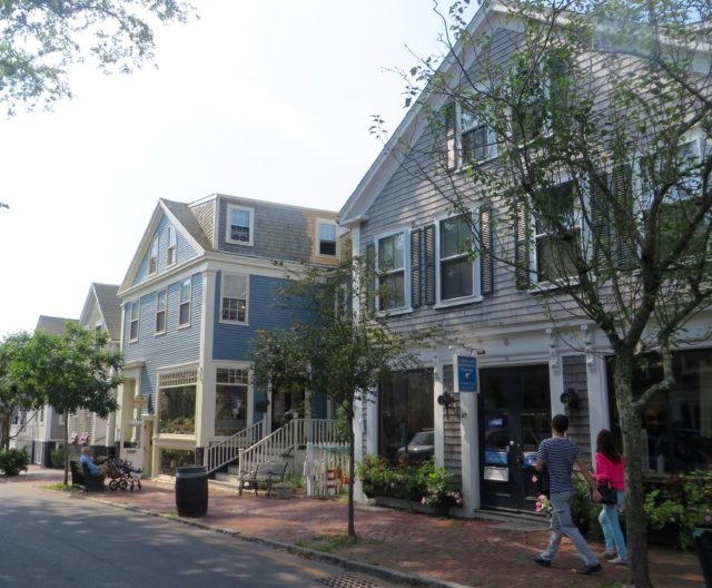 Nantucket streets