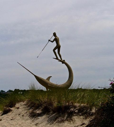 The Swordfish Harpooner