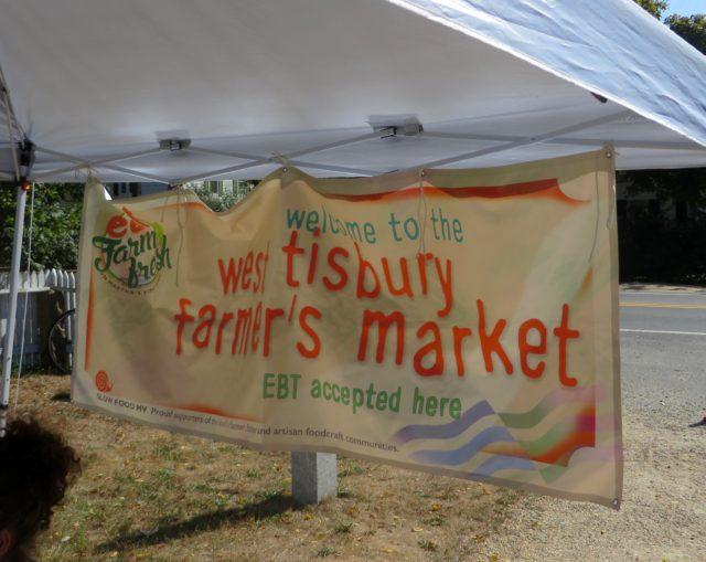 Tisbury Farmers MArket