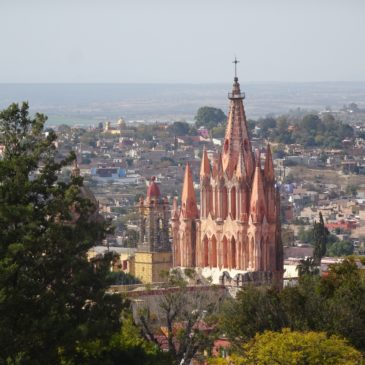 What and Where in the World is San Miguel de Allende?